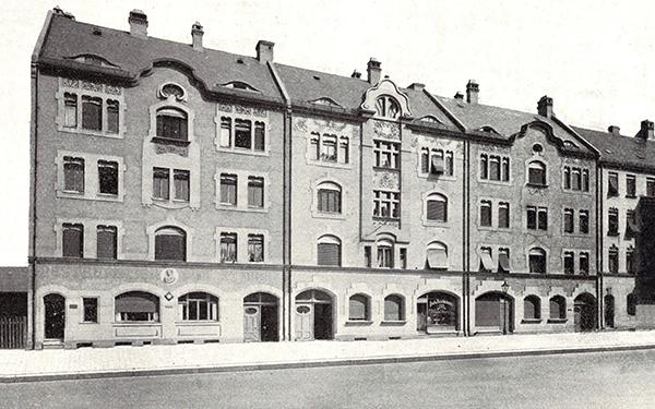 Karlstraße (einst)