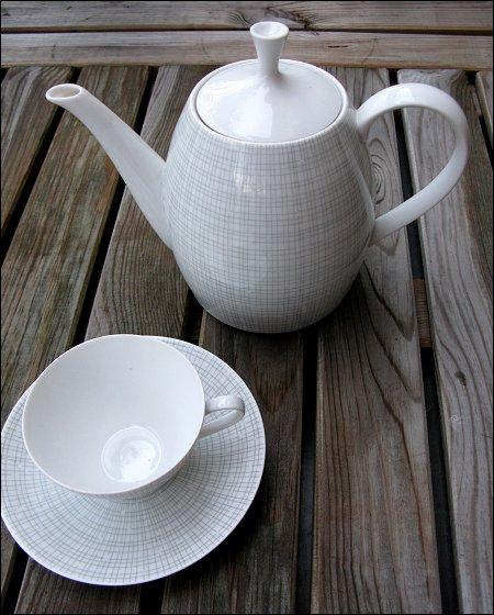 Arzberg 2025 Teekanne und Tasse